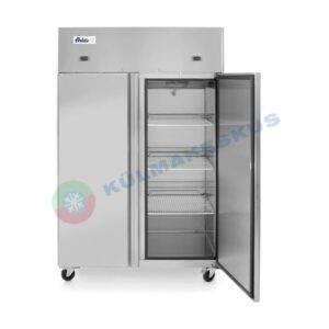 Külmkapp + sügavkülmik PROFI LINE, 420+420L, 233146