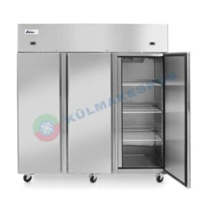 Külmkapp + sügavkülmik PROFI LINE, 890+420L, 233153
