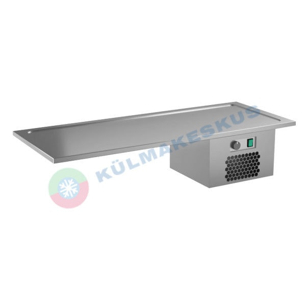 Drop in külmtasapind DIKT-4GN, 1,6 m