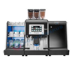 Täisautomaatne kohvimasin RELAX R100, 1 coffe + 2 powder