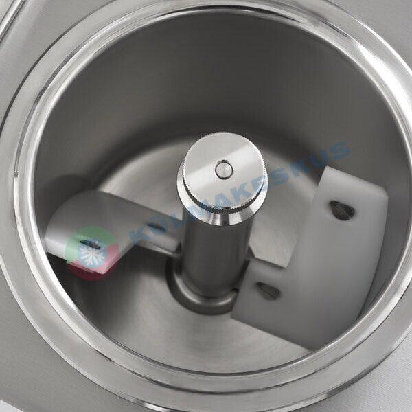 Jäätisemasin GEL 5
