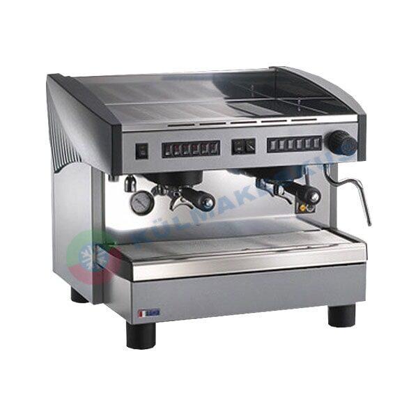 Espressomasin STILO ES 70, 2 compact