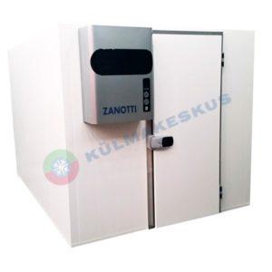 Külmkamber 2x3x2,2 m