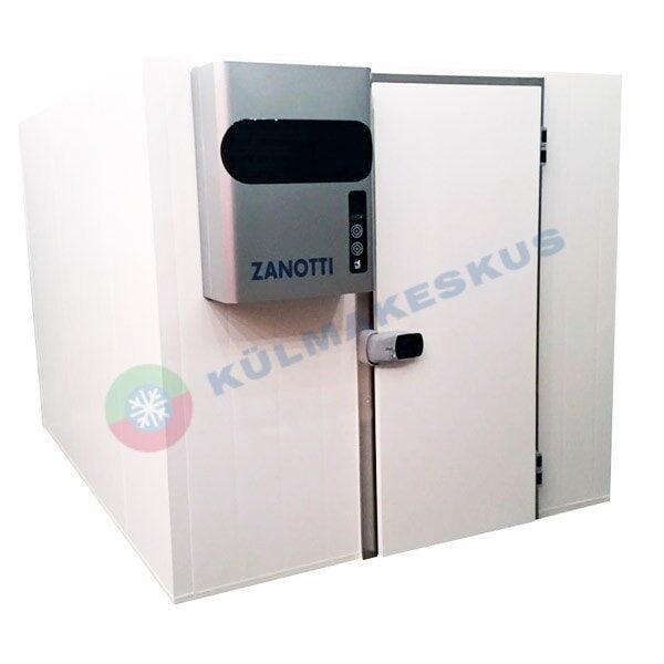 Külmkamber 2x2x2,2 m