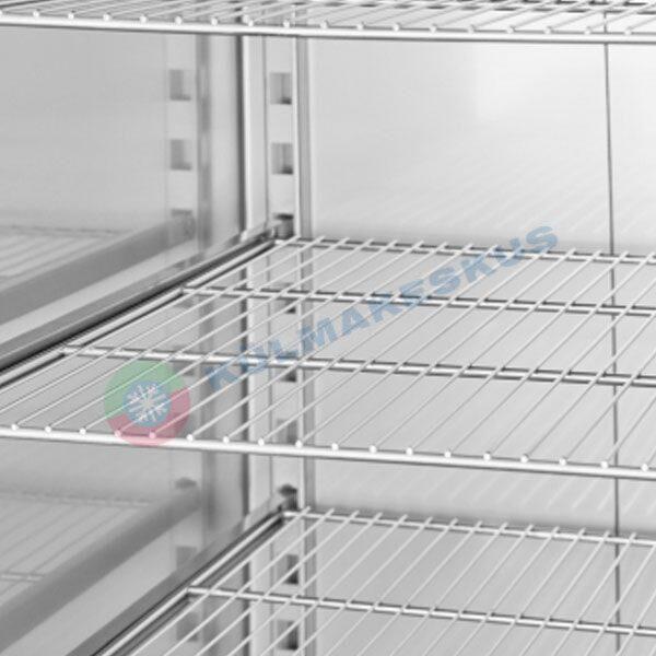Külmkapp Gastro Inox C700