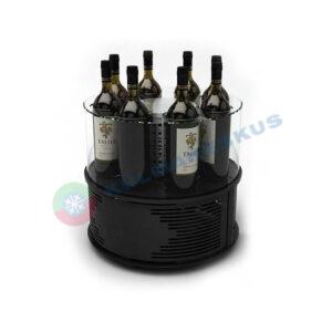 Lauapealsed veinijahutid