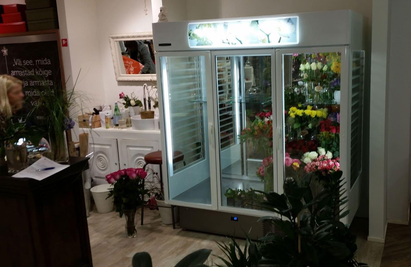 Kaubamaja lillepood