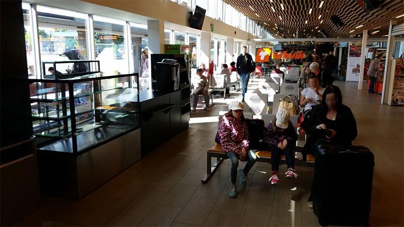T-Kohvik Bussijaam