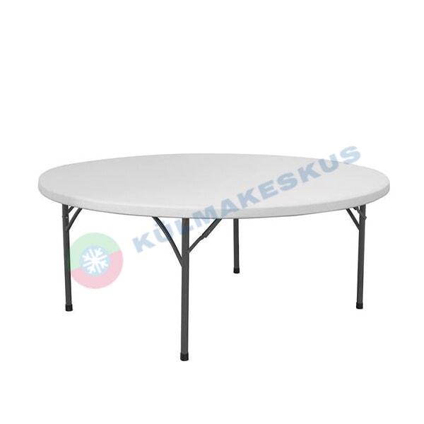 Ümmargune peoteeninduse laud, ø1800 mm, 810941
