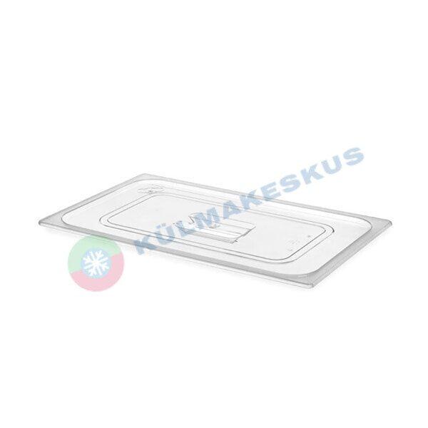 GN 1/6, läbipaistvast polükarbonaadist kaas, 864159