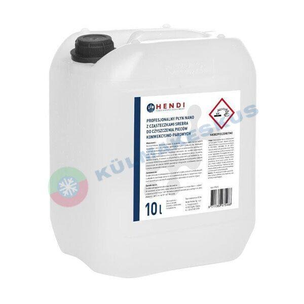 Nanoosakestega pesuvahend auru-kombiahjudele, 10 l, 979785