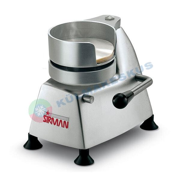 Hamburgeri press Sirman SA 110, 110 mm