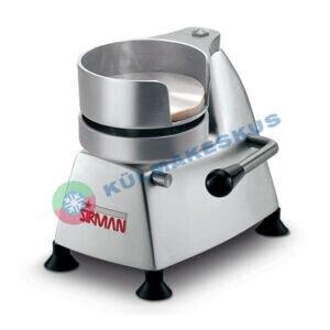 Hamburgeri press Sirman SA 130, 130 mm