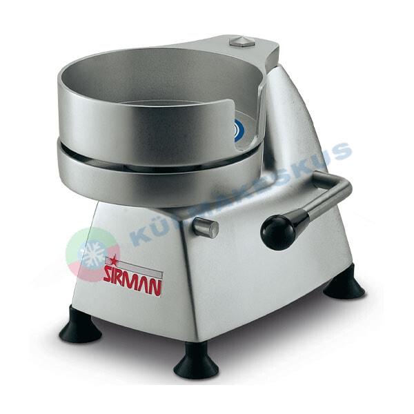 Hamburgeri press Sirman SA 150, 150 mm