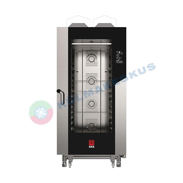 Konvektsioonahi gaasiga MKF1664GBM, 16x600x400