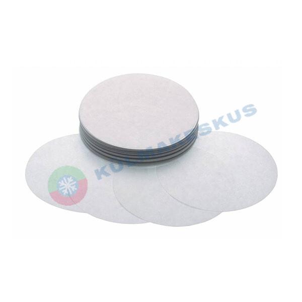 Valged lehed hamburgeri pressile Maxima, 100 mm