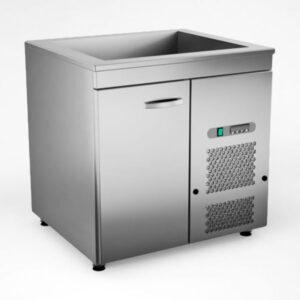 Külmsüvendiga kapp KSK-810, 0.8 m