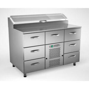Külmtöölaud KTL-1207, 1.2 m