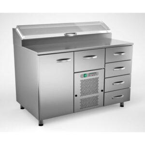 Külmtöölaud KTL-1215, 1.2 m