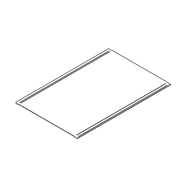 Pagariplaat PP-400, 400x600 mm