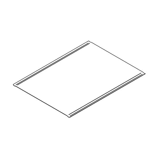 Pagariplaat PP-450, 450x600 mm