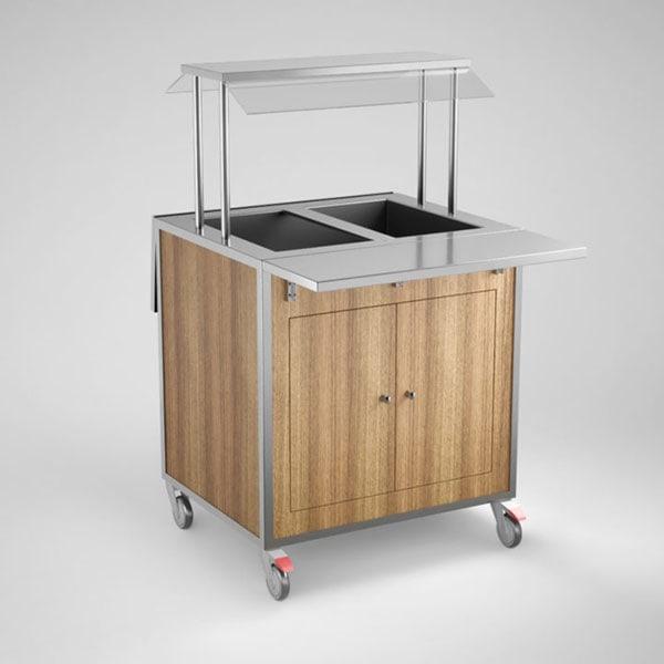 Külmbuffee KSB-800, 0.8m