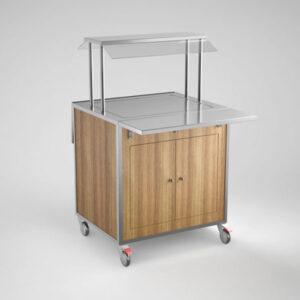 Külmbuffee KTB-800, 0.8m