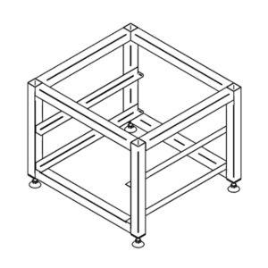 Nõudepesumasina alus MM2, 0.59m