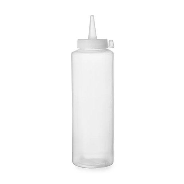 Pudel külmade kastmete jaoks, läbipaistev, 0.2L, 558027